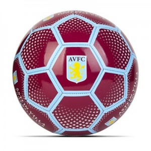 Aston Villa Diamond Football - Size 5
