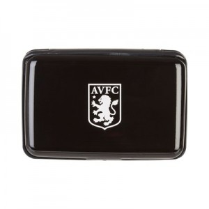 Aston Villa Water-Resistant Card Holder