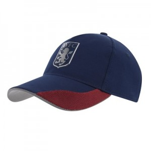 Aston Villa Villa Sports Cap - Navy - Adult