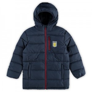 Aston Villa Padded Jacket - Kids