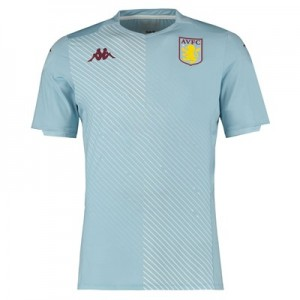 Aston Villa Away Shirt 2019-20 - Kids