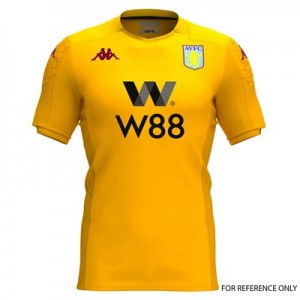 Aston Villa Away Goalkeeper Shirt 2019-20
