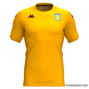 Aston Villa Away Goalkeeper Shirt 2019-20 - Kids