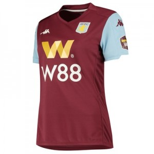 Aston Villa Home Shirt 2019-20 - Womens