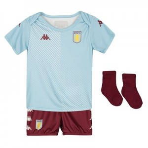 Aston Villa Away Babykit 2019-20
