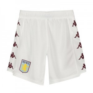 Aston Villa Home Shorts 2019-20 - Kids