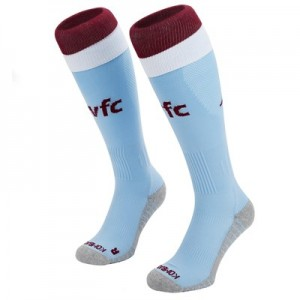Aston Villa Home Socks 2019-20 - Kids