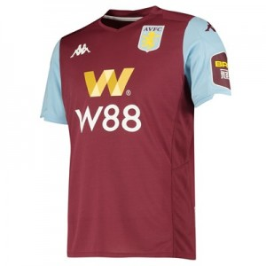 Aston Villa Home Shirt 2019-20