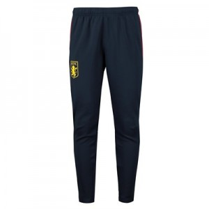 Aston Villa Slim Training Pants - Navy