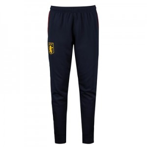 Aston Villa Slim Training Pants - Navy - Kids