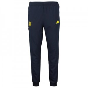 Aston Villa Tech Fleece Track Pants - Navy