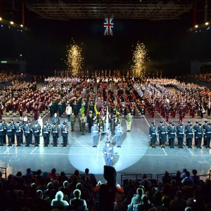 The 2018 Birmingham International Tattoo
