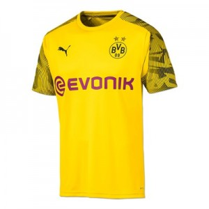 BVB Training Jersey - Yellow