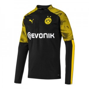 BVB 1/4 Zip Training Top - Black