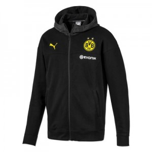 BVB Casuals Full Zip Hoody - Black
