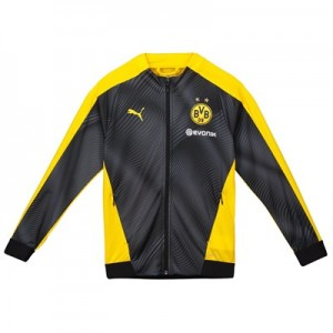 BVB Stadium Jacket - Yellow - Kids