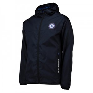 Chelsea Hooded Shower Jacket - Total Eclipse - Mens