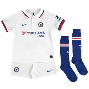 Chelsea Away Stadium Kit 2019-20 - Little Kids
