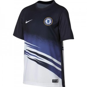 Chelsea Pre Match Top - White - Kids