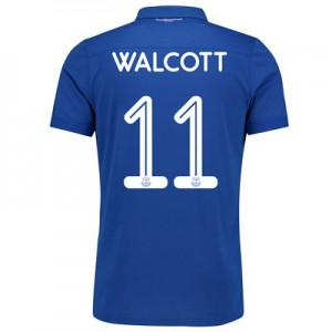 Everton Commemorative Shirt - Junior with Walcott 11 printing