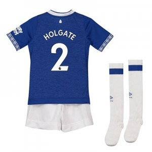 Everton Home Infant Kit 2018-19 with Holgate 2 printing
