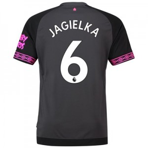 Everton Away Shirt 2018-19 with Jagielka 6 printing