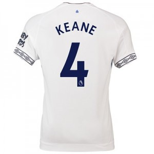 Everton Third Shirt 2018-19 with Keane 4 printing