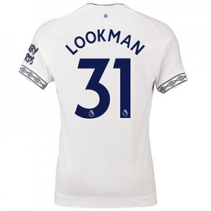 Everton Third Shirt 2018-19 with Lookman 31 printing