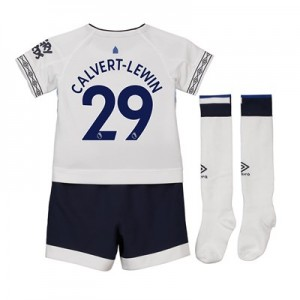 Everton Third Infant Kit 2018-19 with Calvert-Lewin 29 printing