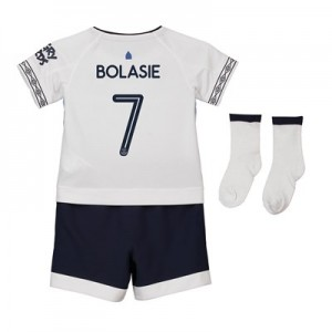 Everton Third Cup Baby Kit 2018-19 with Bolasie 7 printing