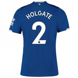 Everton Home Shirt 2019-20 with Holgate 2 printing