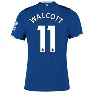Everton Home Shirt 2019-20 with Walcott 11 printing