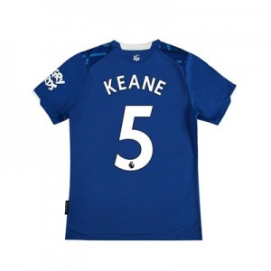 Everton Home Shirt 2019-20 - Kids with Keane 5 printing