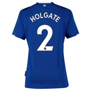 Everton Home Shirt 2019-20 - Womens with Holgate 2 printing