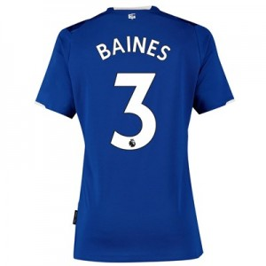 Everton Home Shirt 2019-20 - Womens with Baines 3 printing