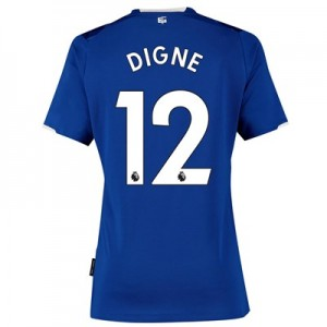 Everton Home Shirt 2019-20 - Womens with Digne 12 printing