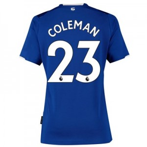 Everton Home Shirt 2019-20 - Womens with Coleman 23 printing
