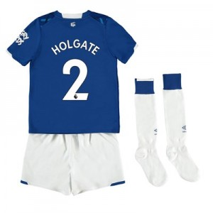 Everton Home Infant Kit 2019-20 with Holgate 2 printing