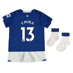 Everton Home Baby Kit 2019-20 with Y.Mina 13 printing