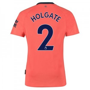 Everton Away Shirt 2019-20 with Holgate 2 printing
