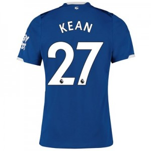 Everton Home Shirt 2019-20 with Kean  27 printing
