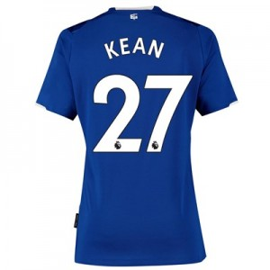 Everton Home Shirt 2019-20 - Womens with Kean  27 printing