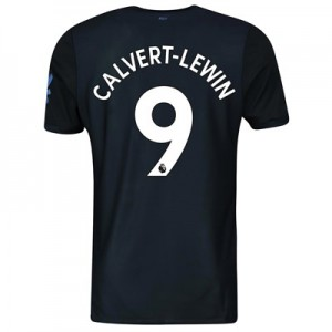 Everton Third Shirt 2019-20 with Calvert-Lewin 9 printing