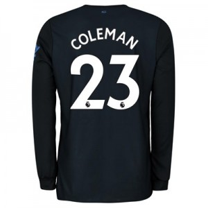 Everton Third Shirt 2019-20 - Long Sleeve with Coleman 23 printing