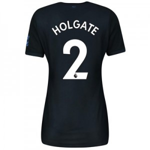 Everton Third Shirt 2019-20 - Womens with Holgate 2 printing