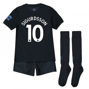 Everton Third Infant Kit 2019-20 with Sigurdsson 10 printing