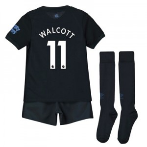 Everton Third Infant Kit 2019-20 with Walcott 11 printing