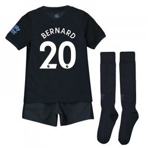Everton Third Infant Kit 2019-20 with Bernard 20 printing