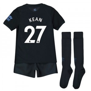 Everton Third Infant Kit 2019-20 with Kean  27 printing