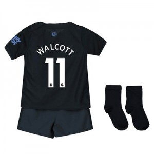 Everton Third Baby Kit 2019-20 with Walcott 11 printing